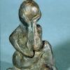 Figure from Skowhegan Island